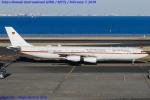 Chofu Spotter Ariaさんが、羽田空港で撮影したドイツ空軍 A340-313Xの航空フォト(飛行機 写真・画像)