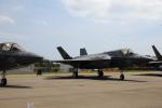 ★azusa★さんが、シンガポール・チャンギ国際空港で撮影したアメリカ海兵隊 F-35B Lightning IIの航空フォト(写真)
