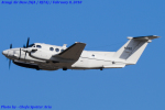 Chofu Spotter Ariaさんが、厚木飛行場で撮影したアメリカ陸軍 C-12U-3 Huron (B200C)の航空フォト(飛行機 写真・画像)