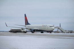 DREAMWINGさんが、グランドフォークス国際空港で撮影したデルタ航空 737-932/ERの航空フォト(飛行機 写真・画像)