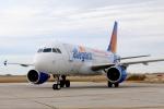 DREAMWINGさんが、グランドフォークス国際空港で撮影したアレジアント・エア A319-111の航空フォト(飛行機 写真・画像)