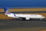 せせらぎさんが、中部国際空港で撮影したユナイテッド航空 737-824の航空フォト(写真)