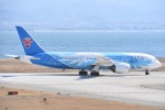 ANA&peachLOVEさんが、関西国際空港で撮影した中国南方航空 787-8 Dreamlinerの航空フォト(写真)