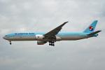 tsubasa0624さんが、成田国際空港で撮影した大韓航空 777-3B5/ERの航空フォト(飛行機 写真・画像)