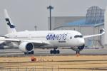 tsubasa0624さんが、成田国際空港で撮影したフィンエアー A350-941XWBの航空フォト(飛行機 写真・画像)