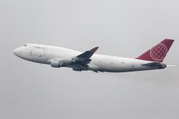 mameshibaさんが、香港国際空港で撮影したエア・カーゴ・グローバル 747-433M(BDSF)の航空フォト(飛行機 写真・画像)