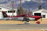 やまけんさんが、松本空港で撮影した日本法人所有 SR22 GTSの航空フォト(写真)