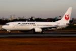 StarMarineさんが、伊丹空港で撮影したJALエクスプレス 737-846の航空フォト(写真)