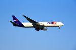 まいけるさんが、スワンナプーム国際空港で撮影したフェデックス・エクスプレス 767-3S2F/ERの航空フォト(写真)