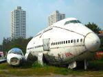 まいけるさんが、スワンナプーム国際空港で撮影したオリエント・タイ航空 747-146B/SR/SUDの航空フォト(写真)