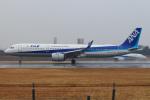JA56SSさんが、伊丹空港で撮影した全日空 A321-272Nの航空フォト(写真)