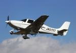 LOTUSさんが、八尾空港で撮影した日本法人所有 SR22の航空フォト(写真)