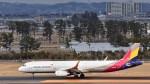 Take51さんが、仙台空港で撮影したアシアナ航空 A321-231の航空フォト(写真)