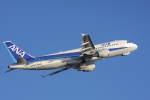 プルシアンブルーさんが、仙台空港で撮影した全日空 A320-211の航空フォト(写真)