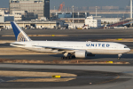 D-AWTRさんが、羽田空港で撮影したユナイテッド航空 777-222/ERの航空フォト(写真)