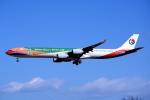 サンドバンクさんが、成田国際空港で撮影した中国東方航空 A340-642の航空フォト(飛行機 写真・画像)
