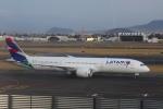 speedbird019さんが、メキシコ・シティ国際空港で撮影したラタム・エアラインズ・チリ 787-9の航空フォト(写真)