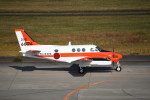 kumagorouさんが、仙台空港で撮影した海上自衛隊 TC-90 King Air (C90)の航空フォト(写真)