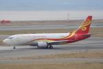 セブンさんが、関西国際空港で撮影した揚子江快運航空 737-36Q(SF)の航空フォト(飛行機 写真・画像)