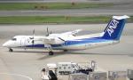セブンさんが、伊丹空港で撮影したANAウイングス DHC-8-314Q Dash 8の航空フォト(飛行機 写真・画像)
