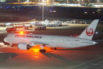 HEATHROWさんが、羽田空港で撮影した日本航空 787-8 Dreamlinerの航空フォト(写真)