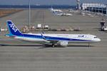 yabyanさんが、中部国際空港で撮影した全日空 A321-211の航空フォト(飛行機 写真・画像)