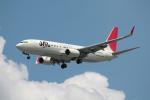 やつはしさんが、伊丹空港で撮影したJALエクスプレス 737-846の航空フォト(写真)