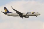 OMAさんが、那覇空港で撮影したスカイマーク 737-8FZの航空フォト(写真)