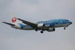 OMAさんが、那覇空港で撮影した日本トランスオーシャン航空 737-4Q3の航空フォト(写真)