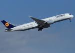 suke55さんが、羽田空港で撮影したルフトハンザドイツ航空 A350-941XWBの航空フォト(写真)
