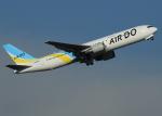 suke55さんが、羽田空港で撮影したAIR DO 767-33A/ERの航空フォト(写真)