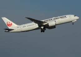 suke55さんが、羽田空港で撮影した日本航空 787-8 Dreamlinerの航空フォト(写真)