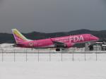 JA655Jさんが、出雲空港で撮影したフジドリームエアラインズ ERJ-170-200 (ERJ-175STD)の航空フォト(写真)