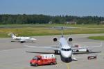IL-18さんが、フリードリヒスハーフェン空港で撮影した不明 510 Citation Mustangの航空フォト(飛行機 写真・画像)