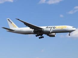 ドガースさんが、成田国際空港で撮影したアエロ・ロジック 777-F6Nの航空フォト(飛行機 写真・画像)