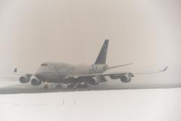 Cygnus00さんが、新千歳空港で撮影したチャイナエアライン 747-409の航空フォト(写真)