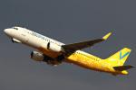 takaRJNSさんが、成田国際空港で撮影したバニラエア A320-214の航空フォト(写真)