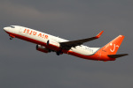 takaRJNSさんが、成田国際空港で撮影したチェジュ航空 737-8ALの航空フォト(写真)