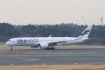 VIPERさんが、成田国際空港で撮影したフィンエアー A350-941XWBの航空フォト(写真)