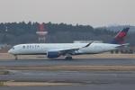VIPERさんが、成田国際空港で撮影したデルタ航空 A350-941XWBの航空フォト(写真)