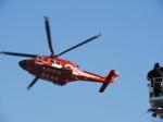 おっつんさんが、東京ヘリポートで撮影した東京消防庁航空隊 AW139の航空フォト(写真)