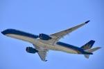 ジャコビさんが、関西国際空港で撮影したベトナム航空 A350-941XWBの航空フォト(写真)
