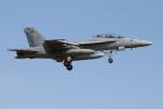 JAXXさんが、厚木飛行場で撮影したアメリカ海軍 F/A-18F Super Hornetの航空フォト(写真)