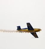 ザキヤマさんが、築城基地で撮影したWPコンペティション・アエロバティック・チーム EA-300Lの航空フォト(写真)