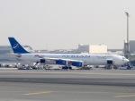 cornicheさんが、ドバイ国際空港で撮影したシリア・アラブ航空 A340-312の航空フォト(飛行機 写真・画像)