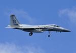 じーく。さんが、嘉手納飛行場で撮影したアメリカ空軍 F-15C-35-MC Eagleの航空フォト(飛行機 写真・画像)