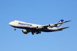 トールさんが、成田国際空港で撮影した日本貨物航空 747-8KZF/SCDの航空フォト(写真)