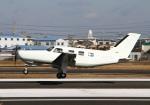 LOTUSさんが、八尾空港で撮影した日本法人所有 PA-46-350P Malibu Mirageの航空フォト(写真)