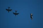 usamiさんが、厚木飛行場で撮影したアメリカ海軍 F/A-18F Super Hornetの航空フォト(写真)