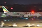 Wings Flapさんが、成田国際空港で撮影したエチオピア航空 787-8 Dreamlinerの航空フォト(写真)